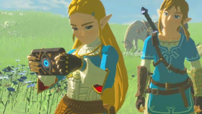 The next Nintendo game for mobile phones will be a Zelda, according to WSJ