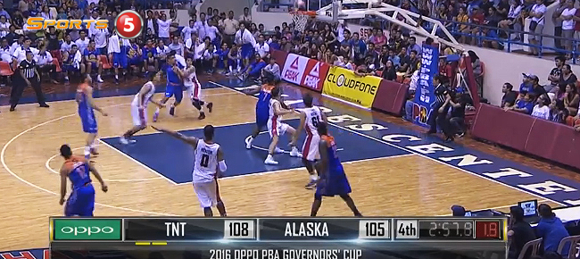 HIGHLIGHTS: TNT KaTropa vs. Alaska (VIDEO) July 29