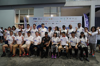 Lebih RM100,000 berjaya di kutip untuk Rumah Kebajikan melalui Larian Amal Tahunan MRCA