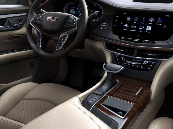 Image 6: 2016 Cadillac CT6