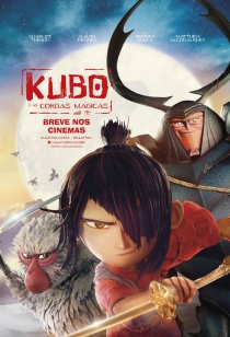 Kubo e as Cordas Mágicas BDRip Dublado