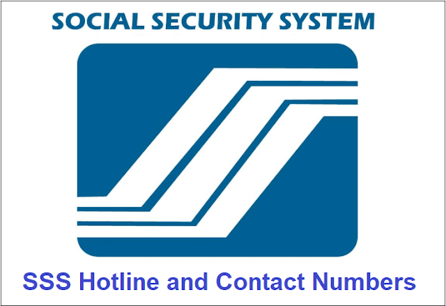 Complete List of SSS Hotline and Contact Numbers