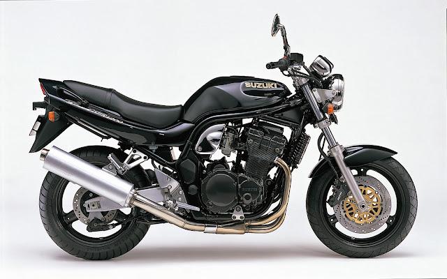 Bandit 1200 AM98 - As novas clássicas...