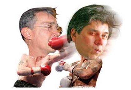 twitter-uribe-coronel-pelea