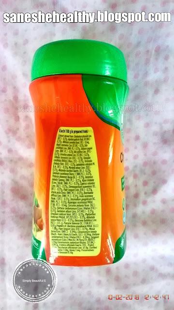 Zandu chyavanprash avaleha contains amla.