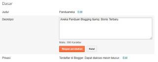 Persiapan Sebelum Membuat Blog Baru untuk Daftar Adsense