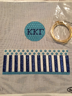 funda scully needlepoint KKG
