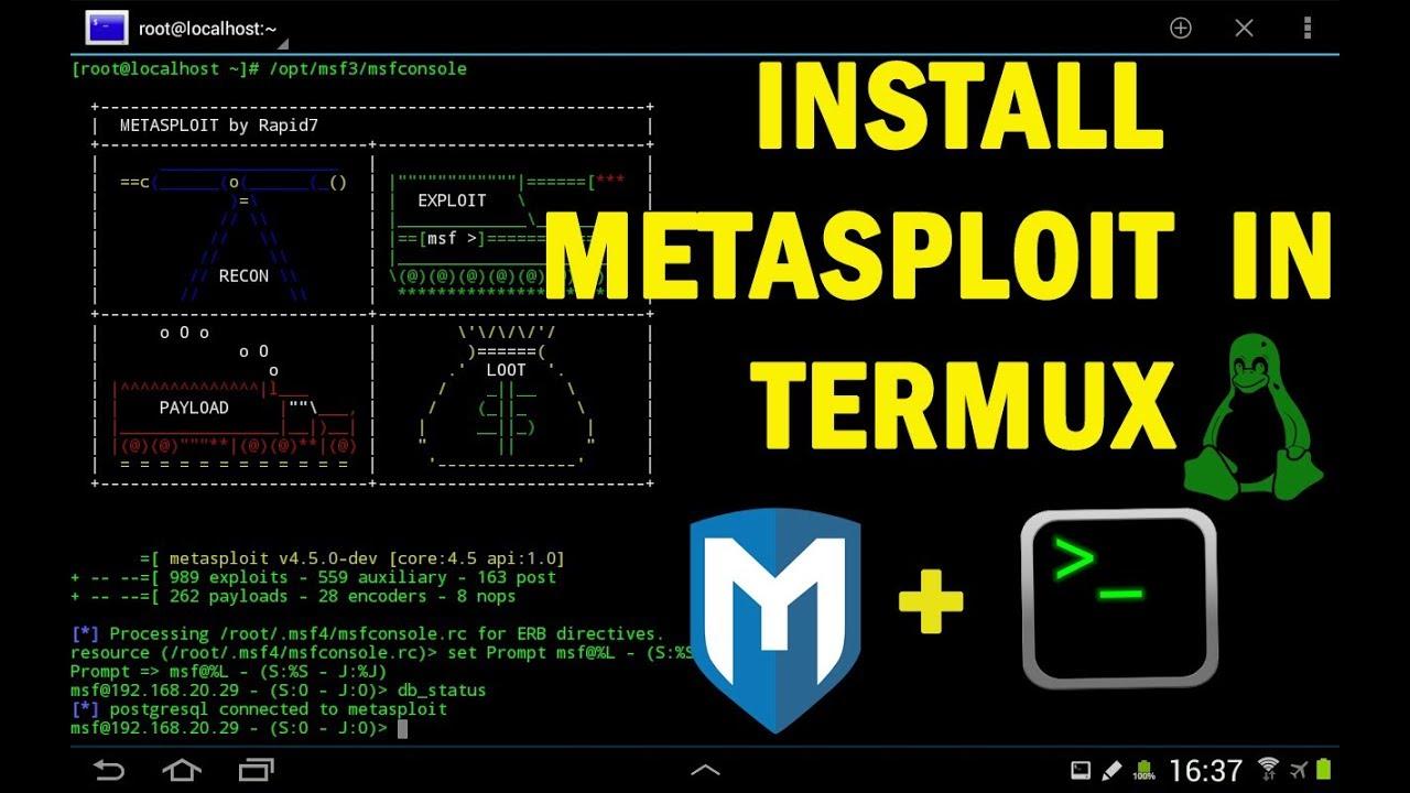 Termux shell script