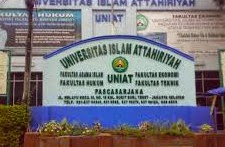 Info Pendaftaran Mahasiswa Baru ( UNIAT ) Universitas Islam Attahiriyah 2017-2018