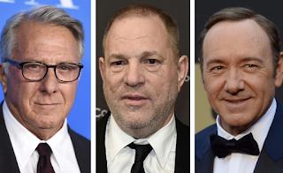 Hollywood Harrassment Hall of Shame Gets Bigger and Bigger