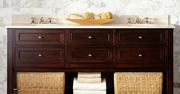 5 Bathroom Vanities Like Pottery Barn S Classic Console