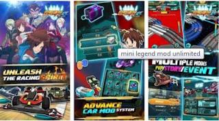 Tamiya Mini Legend