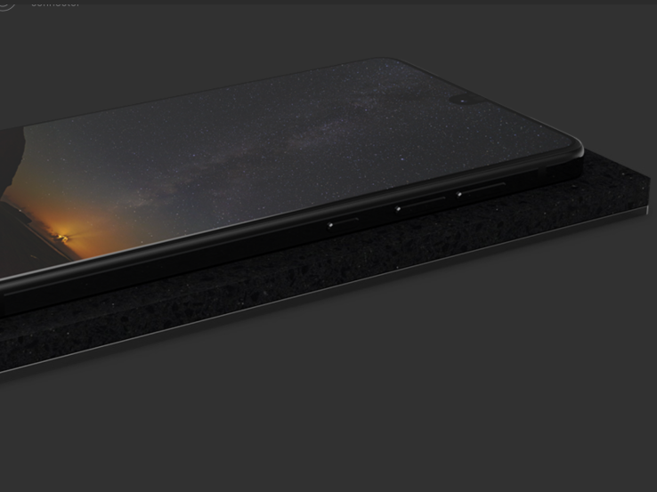 The Father of Android, Andy Rubin, has unveiled their Own Smartphone