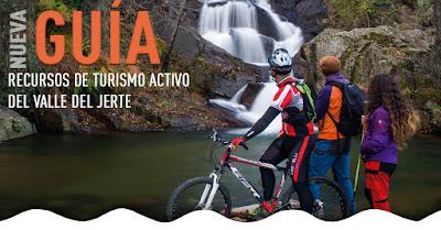 Guía: Recursos de Turismo Activo en el Valle del Jerte