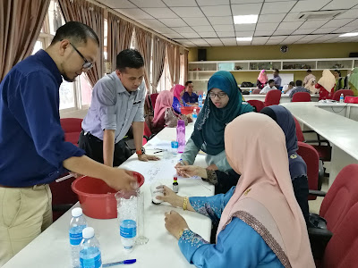 Bengkel Untuk Jurulatih Utama IBSE Zon Kedah Selatan