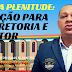 ORAÇÕES PARA NOSSA DIRETORIA E PASTOR - DIA 4 DE 40 - O ANO DA SUA PLENITUDE