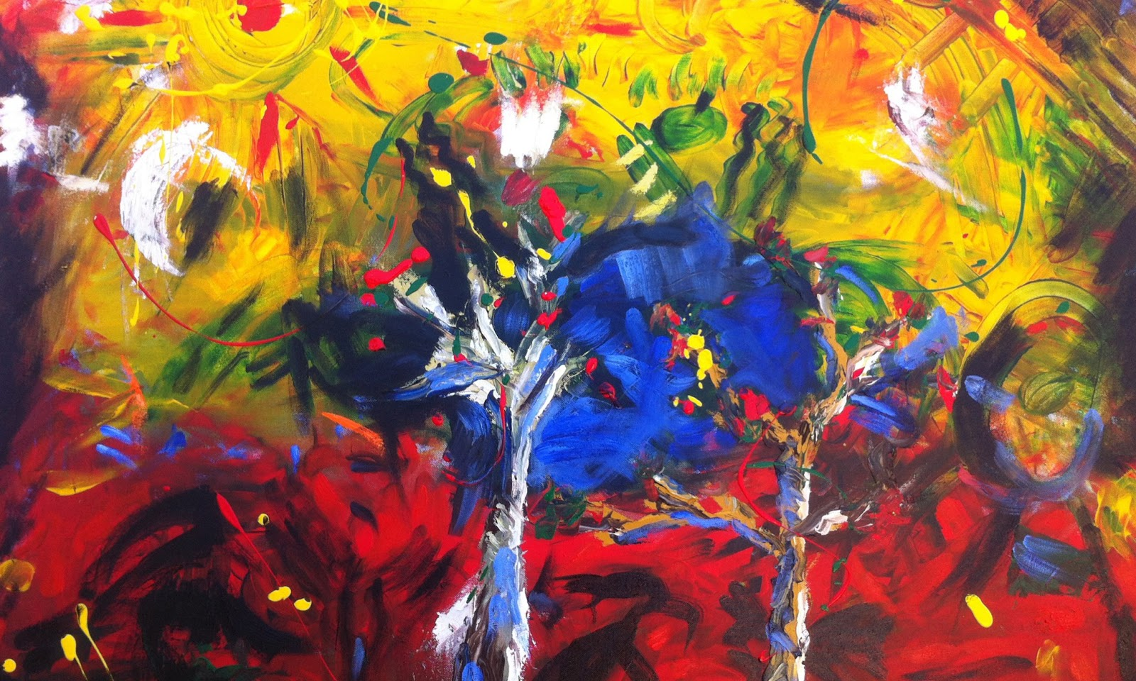Picture Abstract Art In Hd Painting Free: Paintings HD Wallpapers