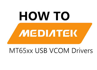 Mediatek MT65 xx USB Driver