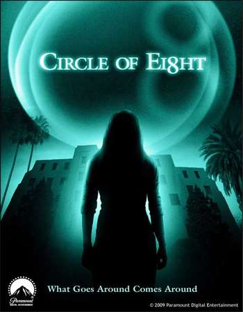 Poster Of Circle of Eight 2009 Dual Audio 720p Web-DL [Hindi - English] Free Download Watch Online Worldfree4u