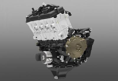 Mesin Honda CBR1000RR Fireblade