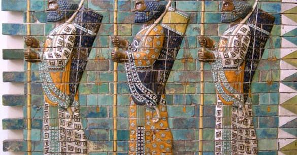 Misteri Menghilang Tentara Persia Kuno Akhirnya Terpecahkan