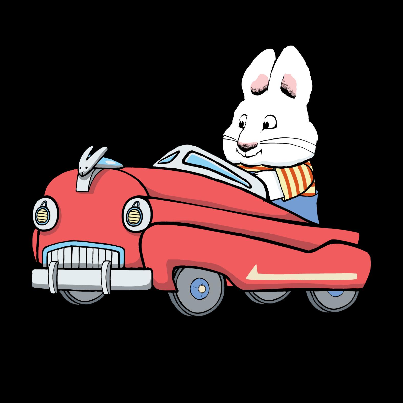 Cartoon Characters: Max & Ruby