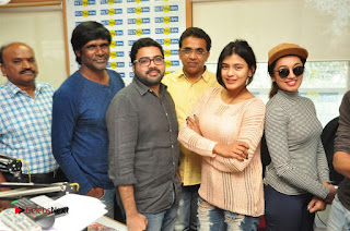 Hebah Patel Tejaswi Madivada Nanna Nenu Naa Boyfriends Movie Song Launch at BIG FM  0016.jpg