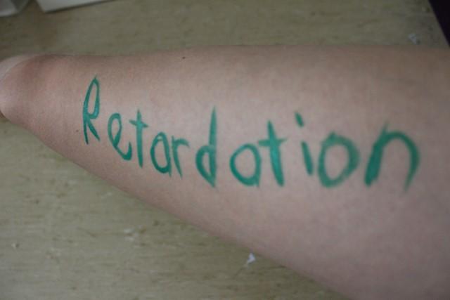 Retardition