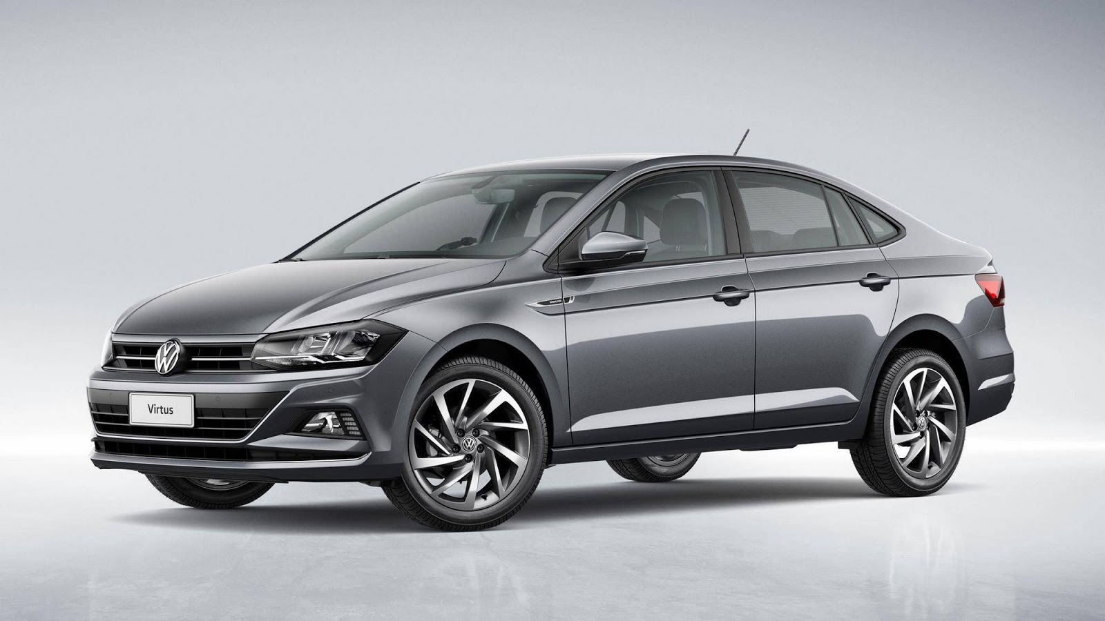 2018 Vw Virtus Is A Polo Sedan For South America Carscoops