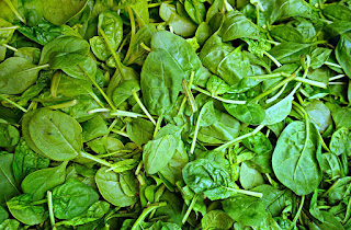 palak for calcium,spinach for bones