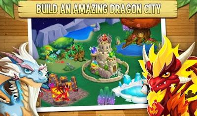 Download Dragon City Mod APK  v4.5.2 Unlimited Money Terbaru