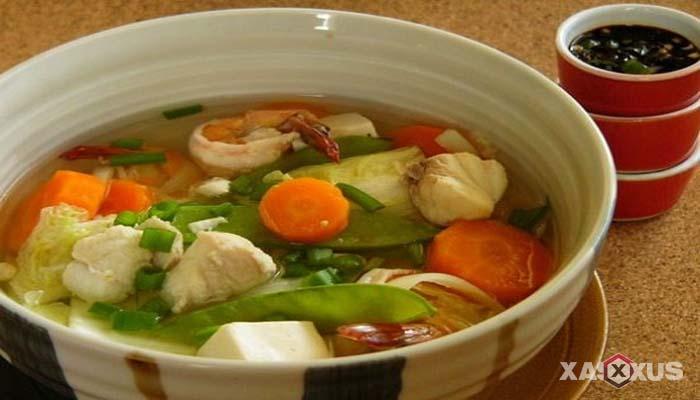 Resep cara membuat sayur sop sederhana