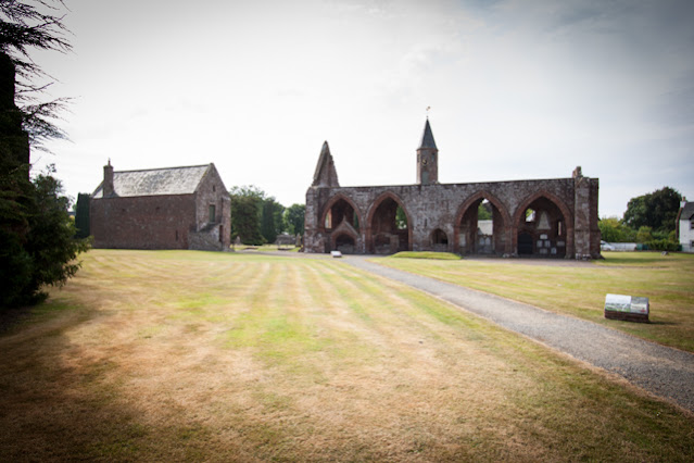 Fortrose-Cattedrale