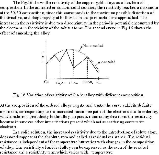 Resistivity Of Constantan At Room Temperature