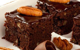 brownie Con Galletas