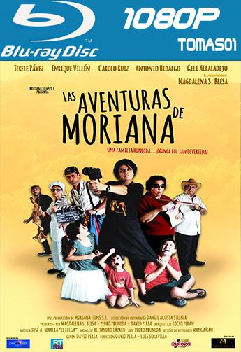 Las aventuras de Moriana (2015) BDRip m1080p