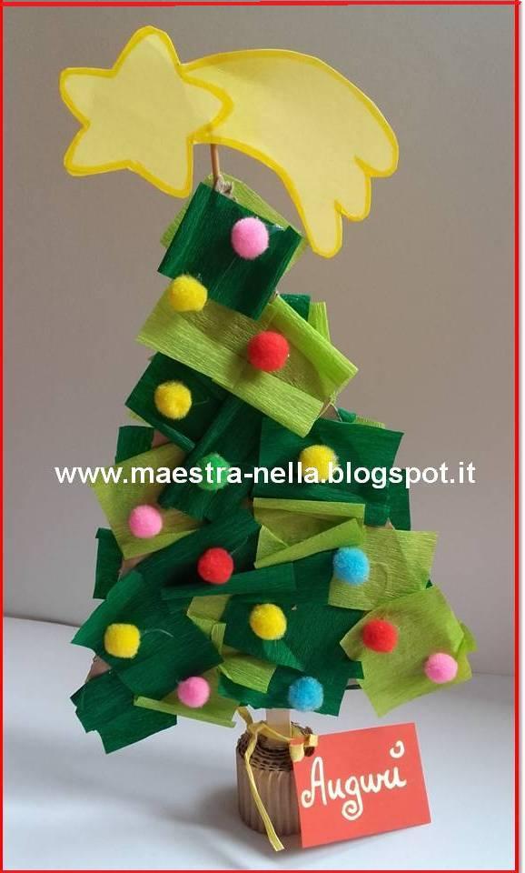 Decorazioni natalizie da colorare for Lavoretti con abbassalingua