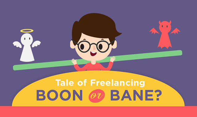Tale of Freelancing: Boon or Bane?