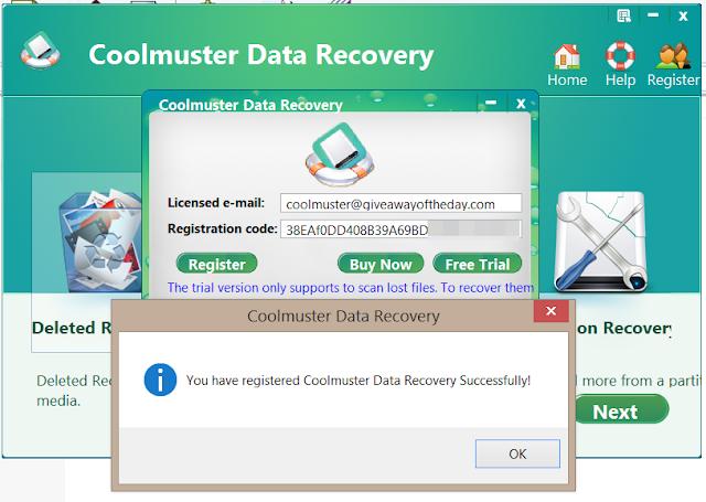 برنامج Coolmuster Data Recovery