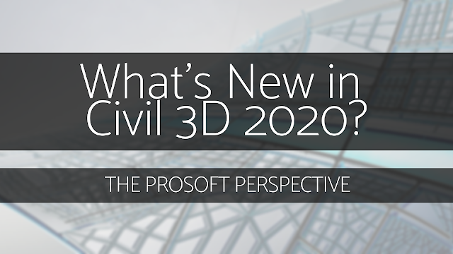 What's new in Civil 3D 2020?