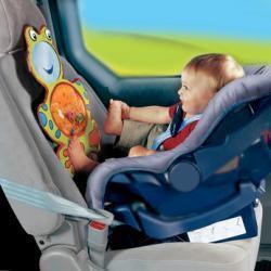 viajar en coche con bebés