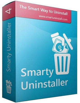 Smarty Uninstaller 4.8.0 poster box cover