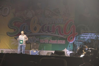Festival Sabang Sair Akan Berkembang Ke Level Nasional dan International