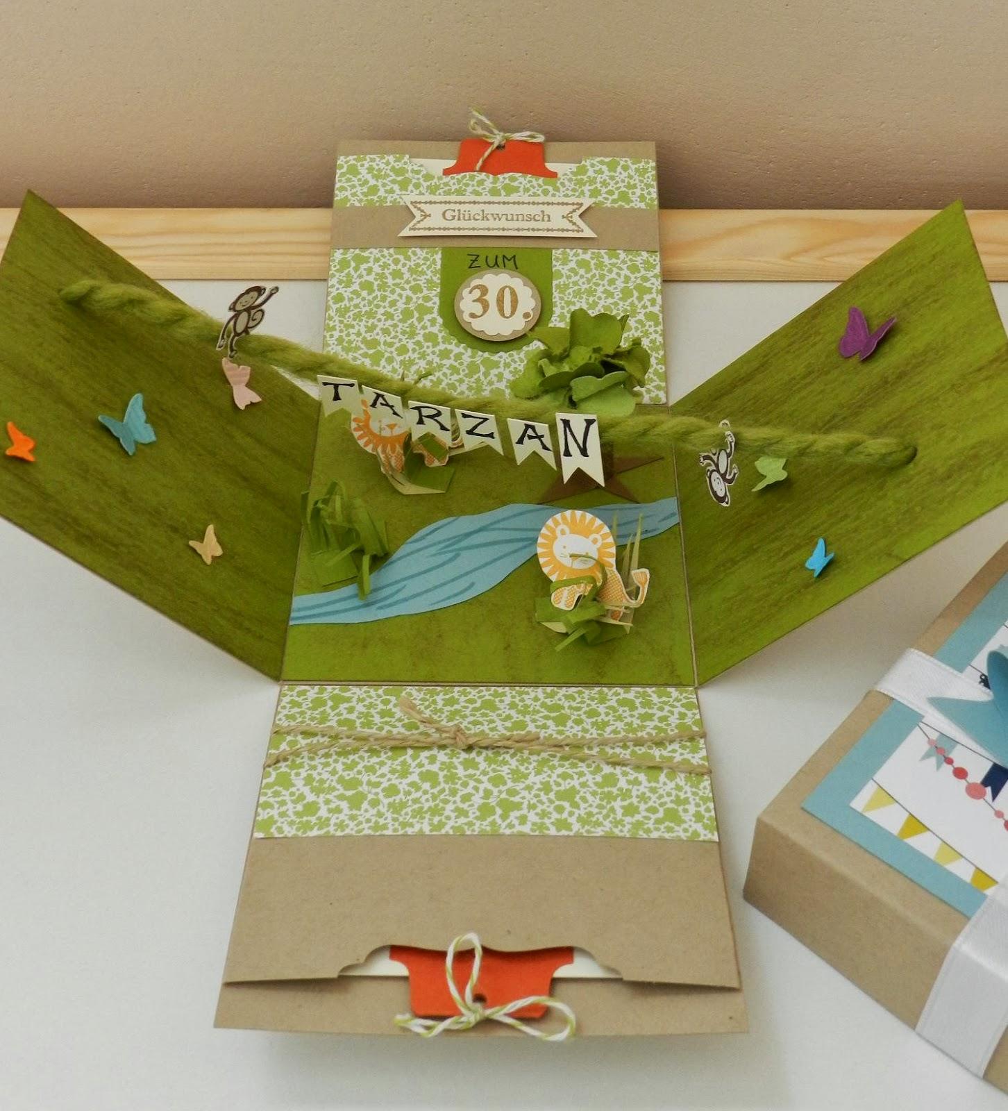 Geldgeschenke Basteln Wandern Geld Verpacken Als Geschenk