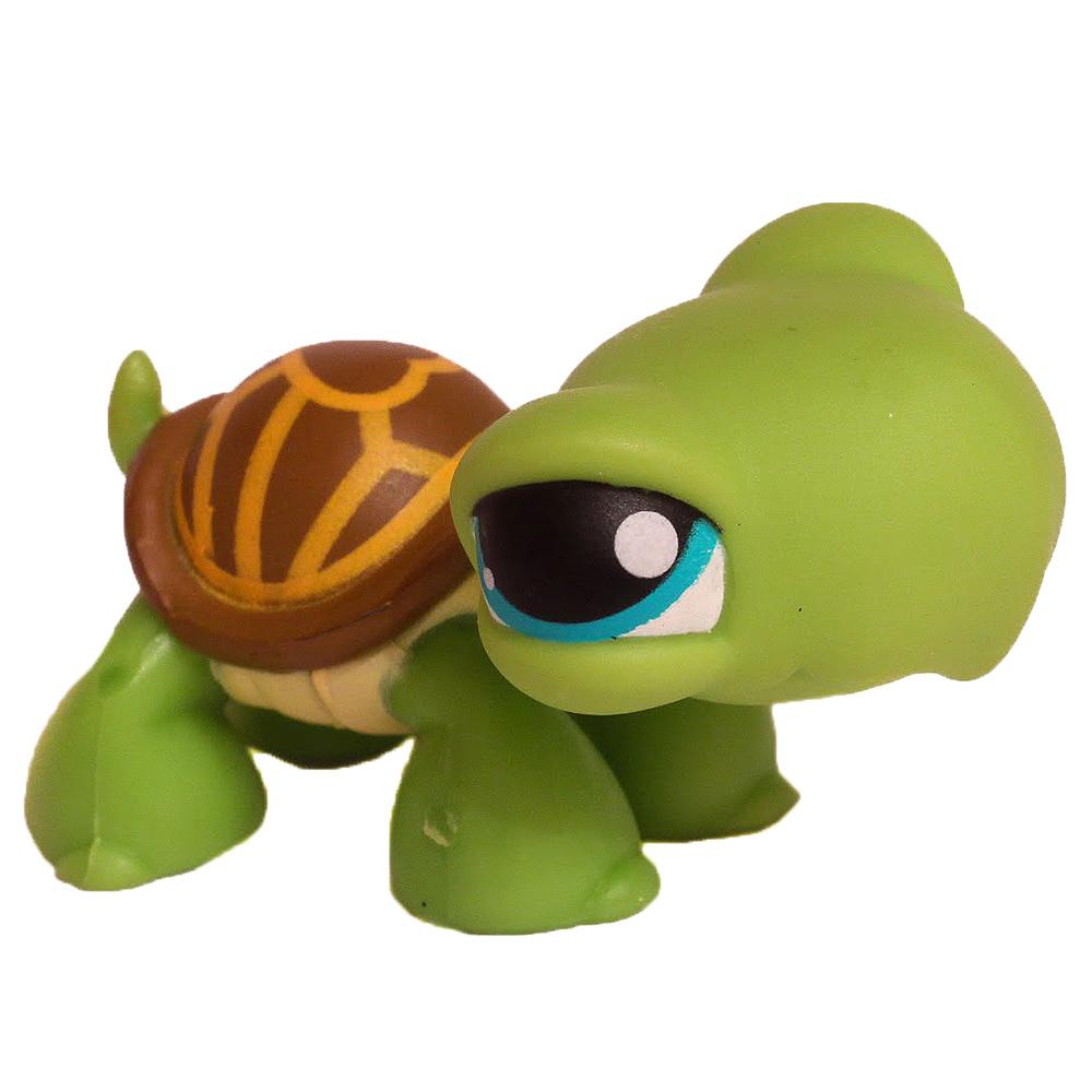 Littlest Pet Shop 3-pack Scenery Turtle (#230) Pet | LPS Merch