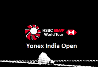 Final Yonex India Open Biss Key 4 February 2018