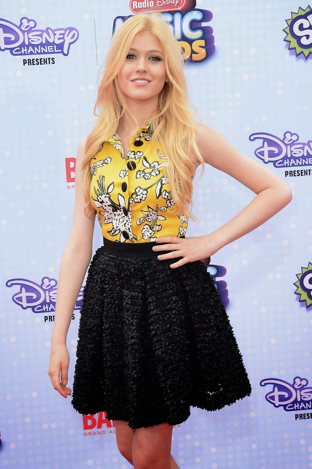 Katherine McNamara – 2015 Radio Disney Music Awards in LA