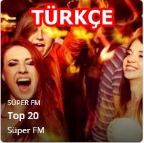 süper fm top 20