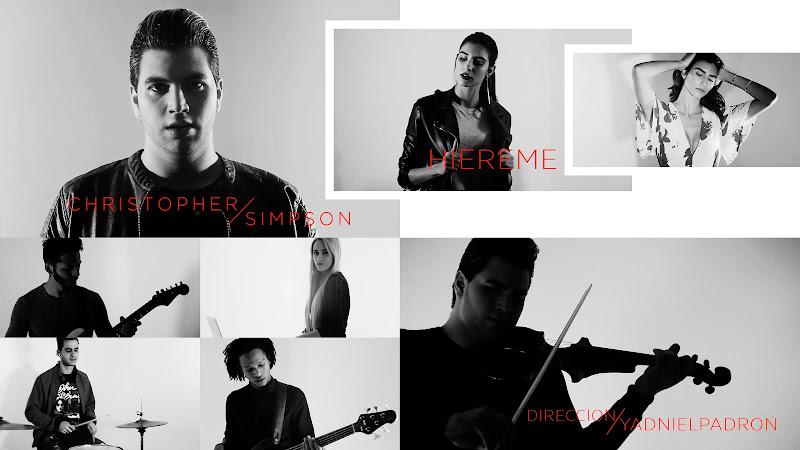 Christopher Simpson - ¨Hiéreme¨ - Videoclip - Dirección: Yadniel Padrón. Portal del Vídeo Clip Cubano