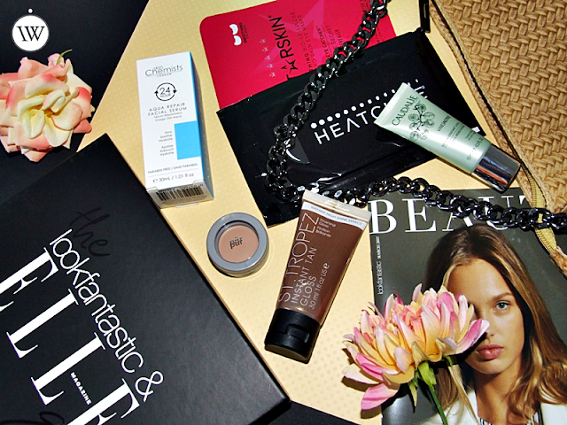 Beautybox de Lookfantastic de Marzo_Integral Woman by Gladys_01